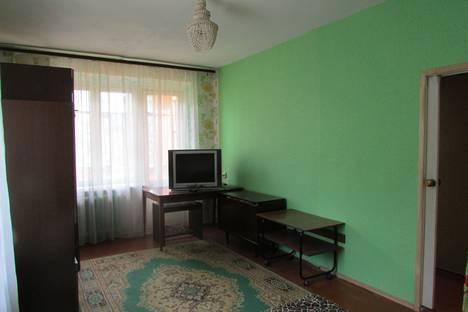 Сдается 1-комнатная квартира посуточно в Жуковском, ул. Чкалова, 20.