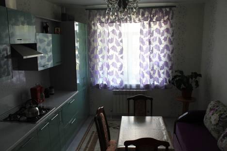 Сдается 1-комнатная квартира посуточно в Костроме, проспект Текстильщиков, 1.