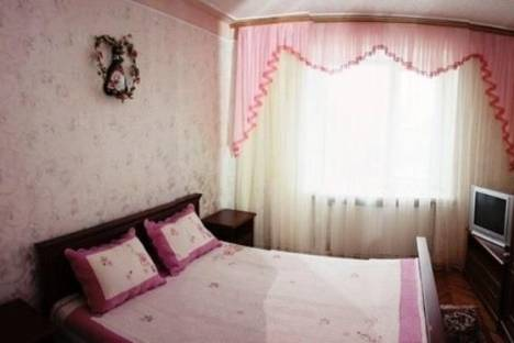 Сдается 2-комнатная квартира посуточнов Хмельнике, ул. 1-го Мая, 17.