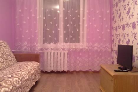 Сдается 2-комнатная квартира посуточно в Березниках, ул. Юбилейная д.95.