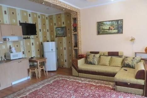 Сдается 1-комнатная квартира посуточно в Партените, Солнечная, 13а.