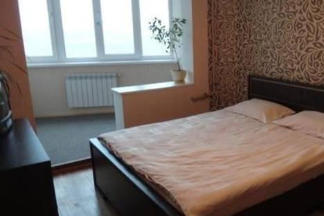 Сдается 3-комнатная квартира посуточнов Ровно, ул. Льнокомбинатовская, 19.
