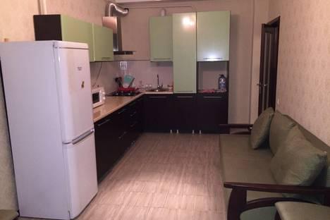 Сдается 2-комнатная квартира посуточно в Адлере, ул.Тюльпанов д.17.