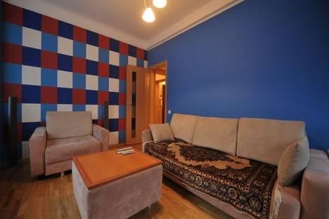 Сдается 2-комнатная квартира посуточно в Киеве, ул. Крещатик, 54.