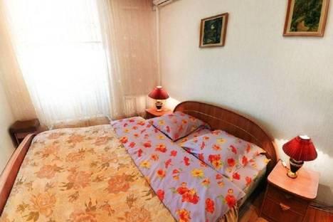 Сдается 3-комнатная квартира посуточно в Киеве, ул. Саксаганского, 61/17.