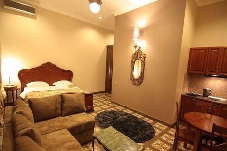Сдается 1-комнатная квартира посуточно в Киеве, ул. Богдана Хмельницкого, 10.