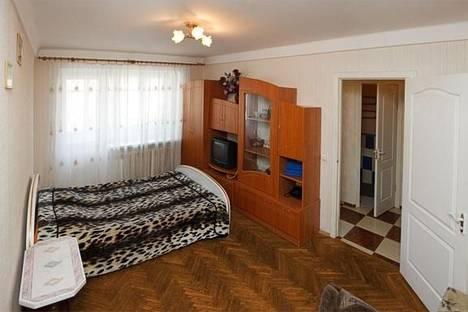Сдается 1-комнатная квартира посуточно в Киеве, ул. Мечникова, 8.