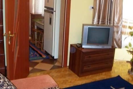 Сдается 1-комнатная квартира посуточно в Львове, ул. Галицкая, 15.