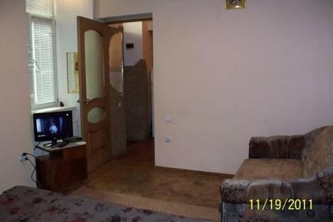 Сдается 1-комнатная квартира посуточно в Львове, ул. Яна Жыжки, 9.