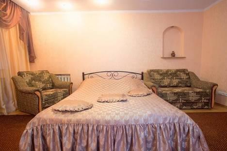 Сдается 1-комнатная квартира посуточно в Киеве, ул. Луначарского 14.