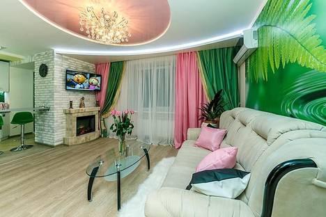 Сдается 1-комнатная квартира посуточно в Киеве, ул. Мечникова, 18.
