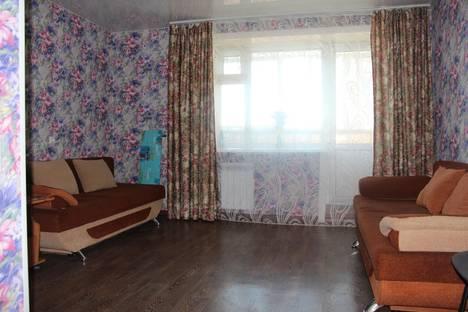 Сдается 1-комнатная квартира посуточно в Благовещенске, ул. Шевченко, 70.