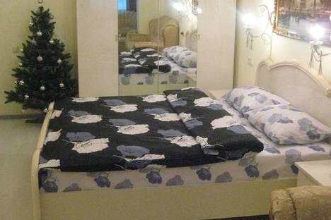 Сдается 1-комнатная квартира посуточно в Киеве, ул. Мечникова, 7В.