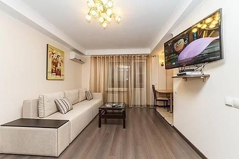 Сдается 2-комнатная квартира посуточно, бул. Леси Украинки,14.