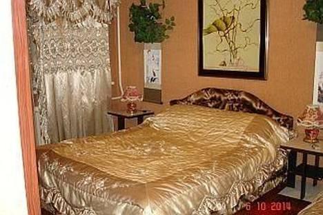 Сдается 2-комнатная квартира посуточно в Прокопьевске, парковая 280.
