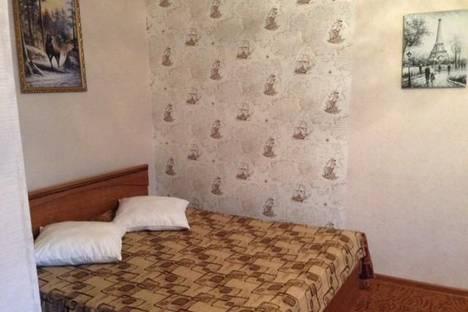Сдается 1-комнатная квартира посуточнов Уфе, проспект Октября, 52/1.