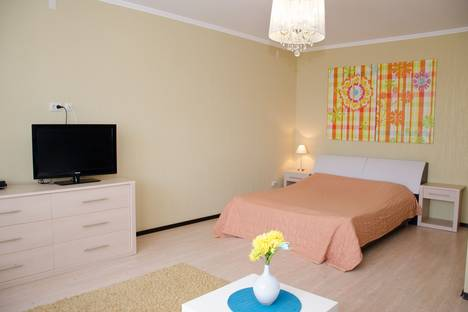 Сдается 1-комнатная квартира посуточно в Липецке, проспект Победы, 3.