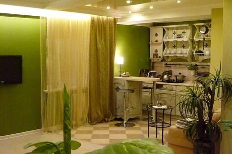 Сдается 1-комнатная квартира посуточнов Пушкине, Ахматовская, 6.
