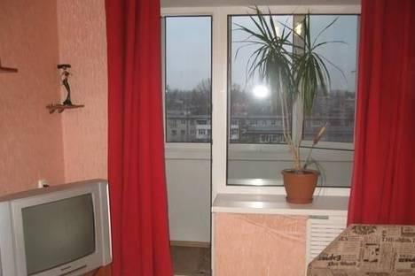 Сдается 1-комнатная квартира посуточно в Кременчуге, ул. Первомайская, 40.