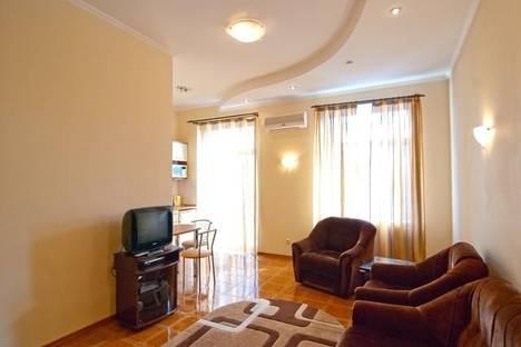 Сдается 1-комнатная квартира посуточно в Киеве, ул. Софиевская, 2.