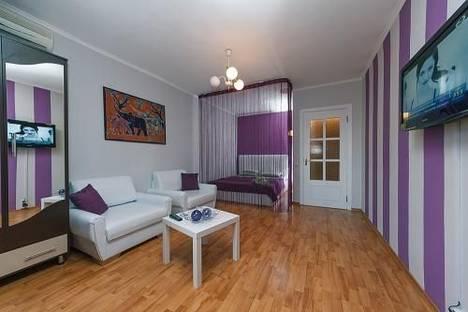Сдается 1-комнатная квартира посуточно в Киеве, ул. Бассейная, 19.