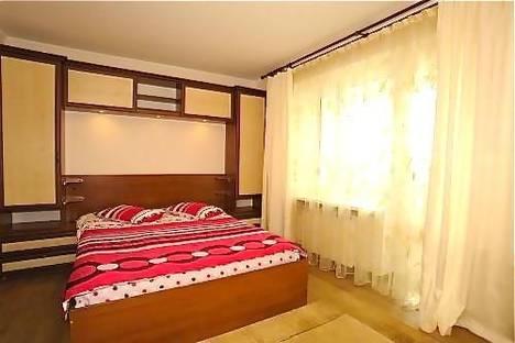Сдается 2-комнатная квартира посуточно в Киеве, ул. Леси Украинки, 7.