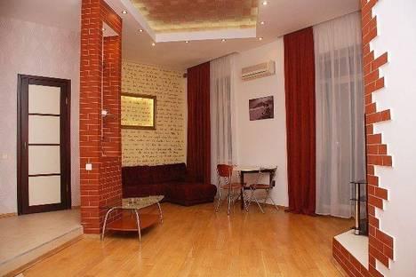Сдается 2-комнатная квартира посуточно в Киеве, ул. Красноармейская, 20.
