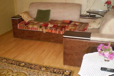 Сдается 1-комнатная квартира посуточнов Чебоксарах, проспект Мира, д.82.