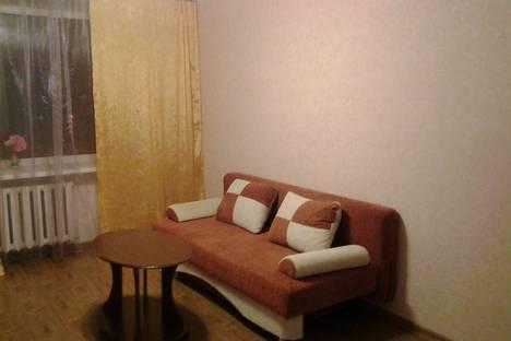 Сдается 1-комнатная квартира посуточно в Уфе, проспект Октября, 23.
