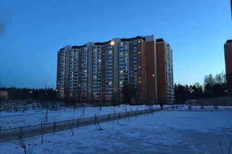 Сдается 1-комнатная квартира посуточнов Балашихе, твардовского 22.