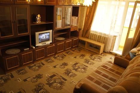 Сдается 1-комнатная квартира посуточнов Балашихе, ул. Комсомольская, 2.