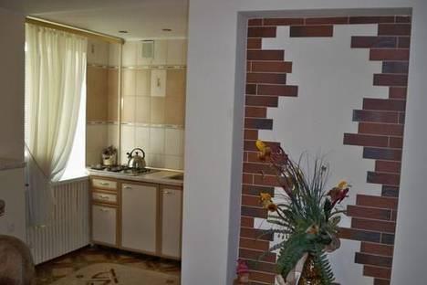 Сдается 1-комнатная квартира посуточно в Кременчуге, ул. Пролетарская, 11.