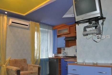 Сдается 1-комнатная квартира посуточно в Кременчуге, ул. Красина, 63.