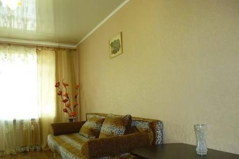 Сдается 1-комнатная квартира посуточно в Кременчуге, пер. Почтовый, 6.
