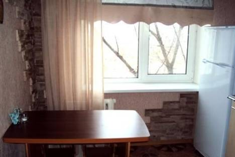 Сдается 1-комнатная квартира посуточно в Кременчуге, ул. Первомайская, 42-А.