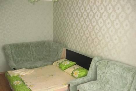 Сдается 1-комнатная квартира посуточно в Кременчуге, ул. Первомайская, 3.