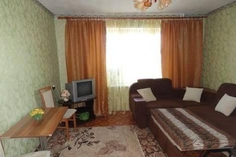 Сдается 1-комнатная квартира посуточно в Никополе, ул. Электрометаллургов, 52б.