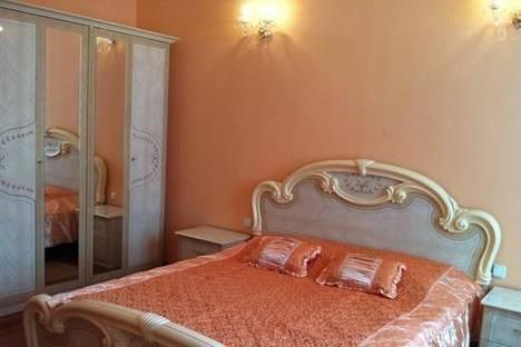 Сдается 2-комнатная квартира посуточно в Днепре, ул. Челюскина, 3.