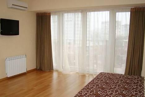 Сдается 1-комнатная квартира посуточно в Днепре, пр-т Кирова, 27д.