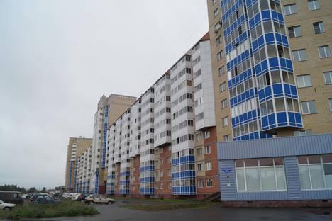 Сдается 1-комнатная квартира посуточнов Омске, ул. Енисейская 3-я, 32, корп. 2.