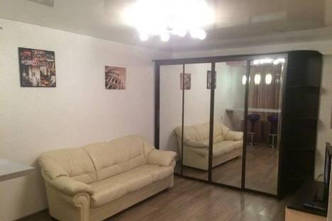 Сдается 1-комнатная квартира посуточнов Саранске, Коммунистическая 87.