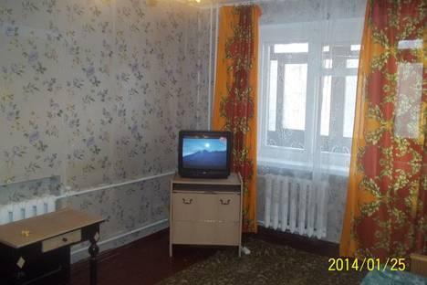 Сдается 1-комнатная квартира посуточно в Борисове, чапаева 9.
