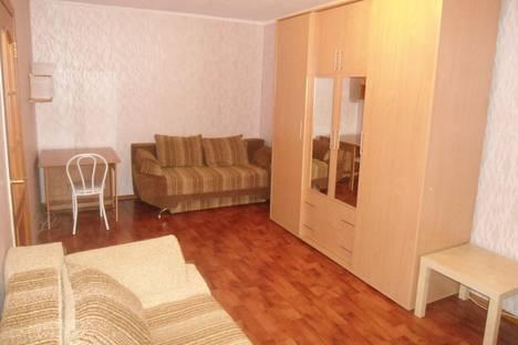 Сдается 1-комнатная квартира посуточно в Новосибирске, ул. Кропоткина, 119/1.