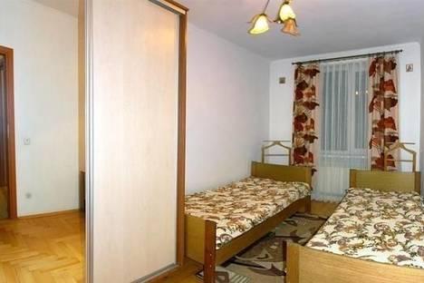 Сдается 2-комнатная квартира посуточно в Трускавце, ул. Грушевского, 1/6.