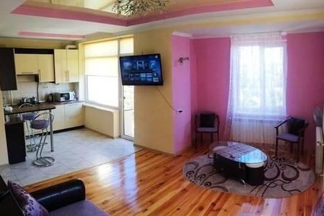 Сдается 1-комнатная квартира посуточно в Трускавце, ул. С. Крушельницкой, 8.