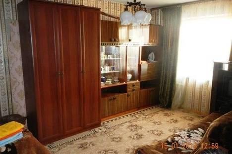 Сдается 1-комнатная квартира посуточно в Балашихе, ул. Текстильщиков, 1.