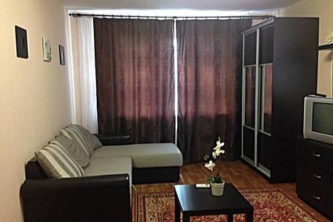 Сдается 1-комнатная квартира посуточно в Новороссийске, проспект Ленина, 109.