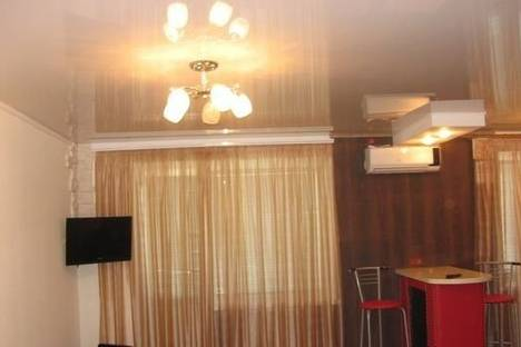 Сдается 1-комнатная квартира посуточно в Запорожье, пр-т Ленина, 129.