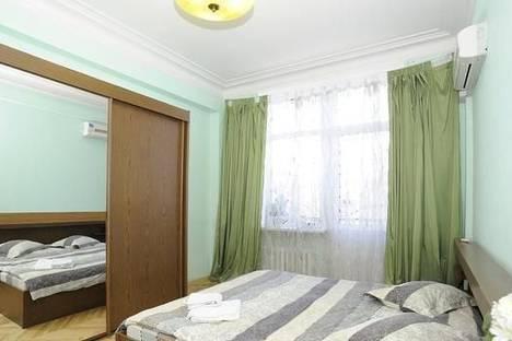 Сдается 2-комнатная квартира посуточно в Киеве, ул. Красноармейская, 16.