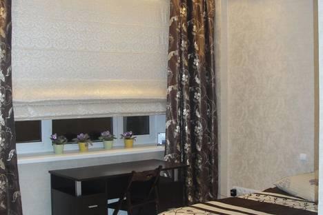 Сдается 1-комнатная квартира посуточнов Ханты-Мансийске, ул. А. А. Дунина-Горкавича, 11.